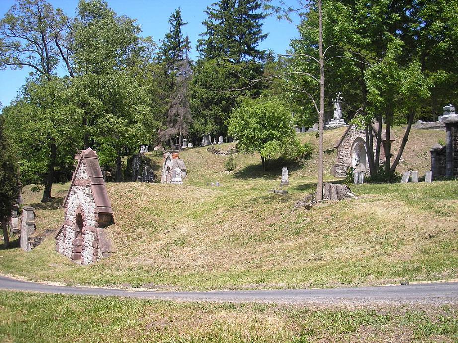 Ithaca City Cemetery