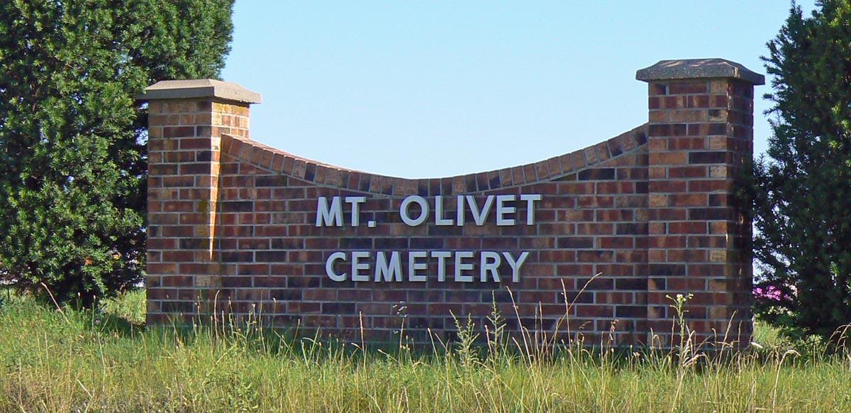 Mount Olivet Cemetery