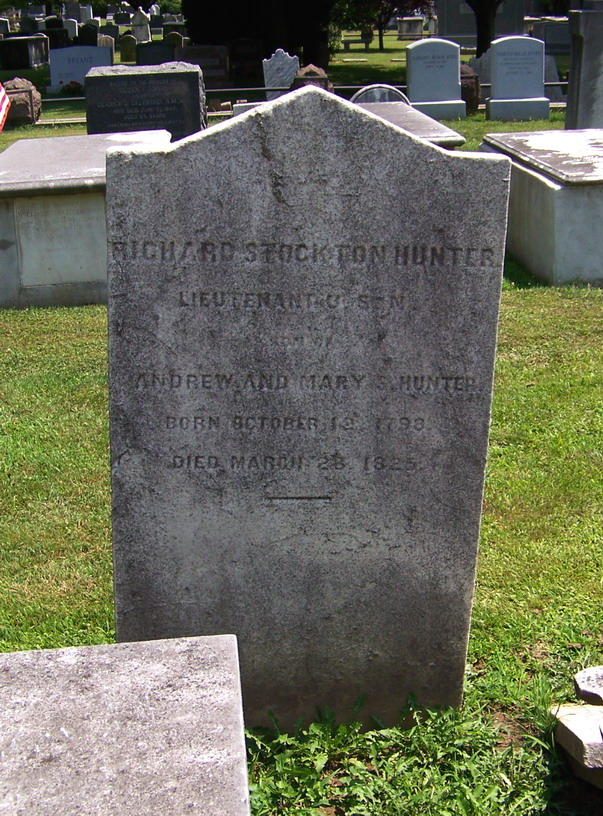 Lieut Richard Stockton Hunter