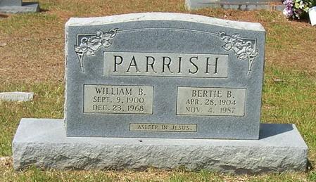 Bertie B. Parrish
