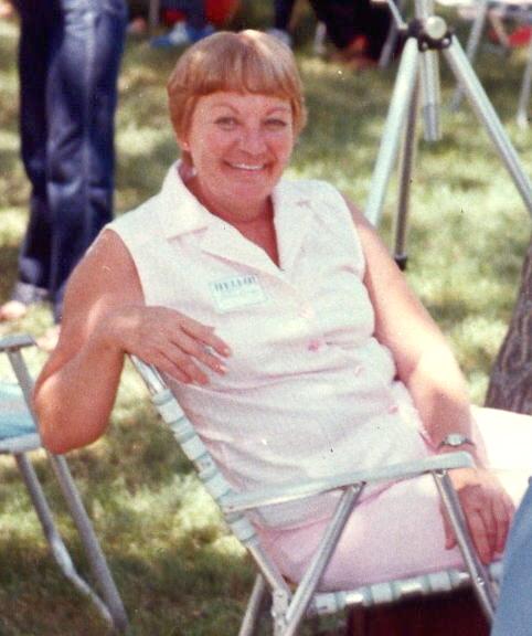 Velma Lee <i>May</i> Hines