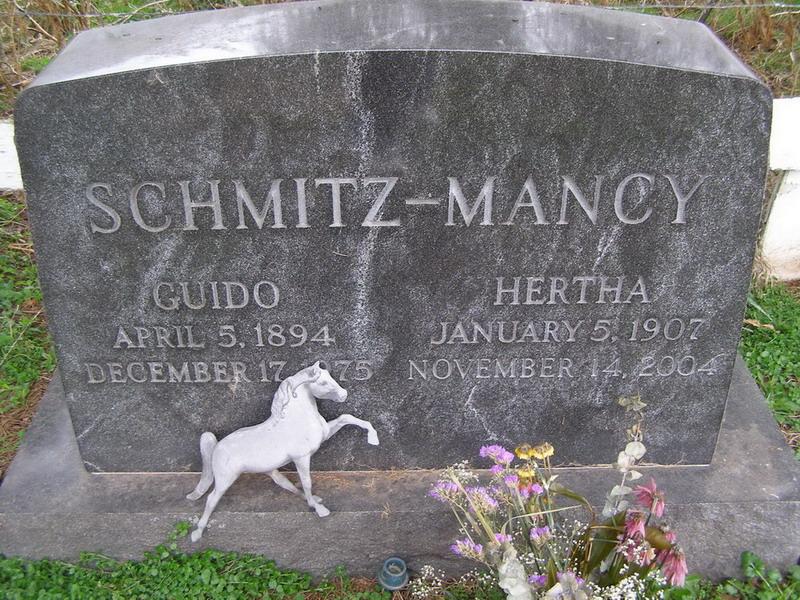 Hertha Schmitz-Mancy