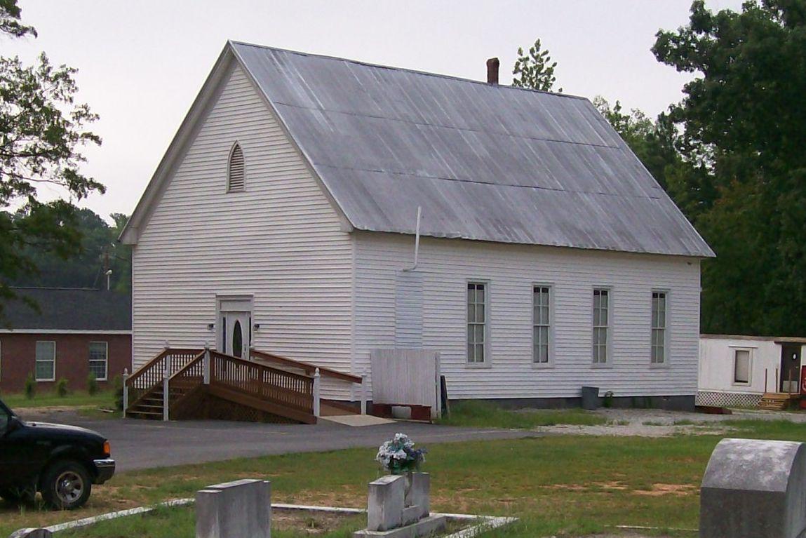 Beersheeba Baptist Church Cemetery