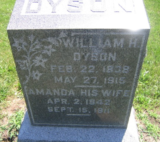 William H Dyson