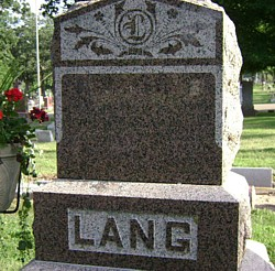 Jane <i>Meadowcroft</i> Lang