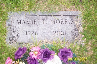 Mamie Grey <i>Toler</i> Morris