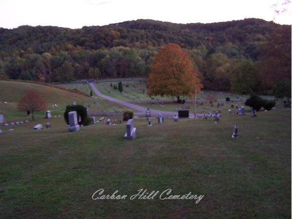 Carbon Hill Cemetery in Carbon Hill, Ohio - Find A Grave