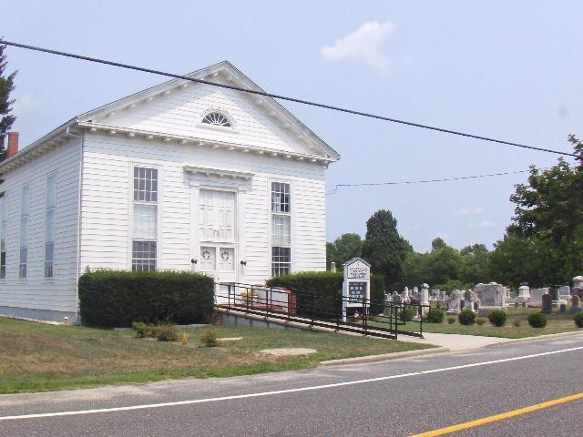 Haleyville United Methodist Church Cemetery