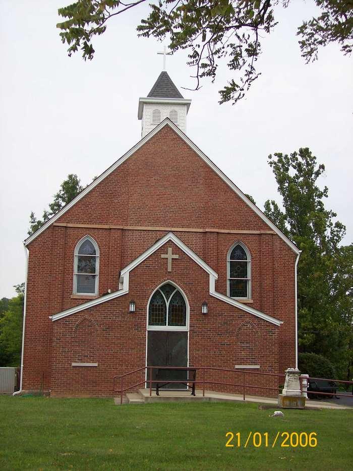 Hanging Rock Church Cemetery