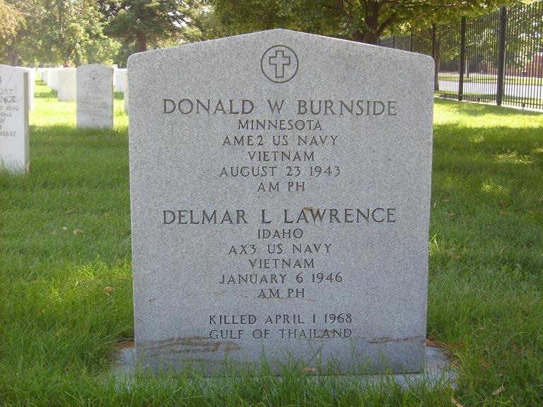 Donald Wayne Burnside