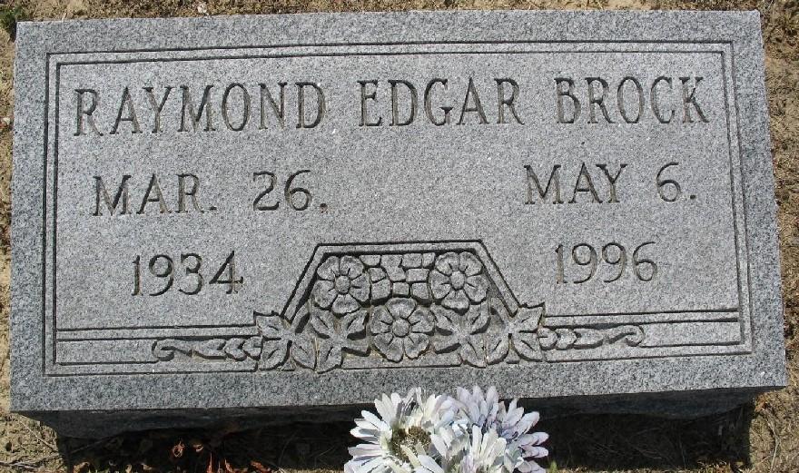 Raymond Edgar Brock