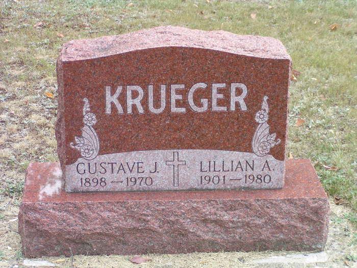Lillian A Krueger