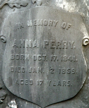Anna Perry
