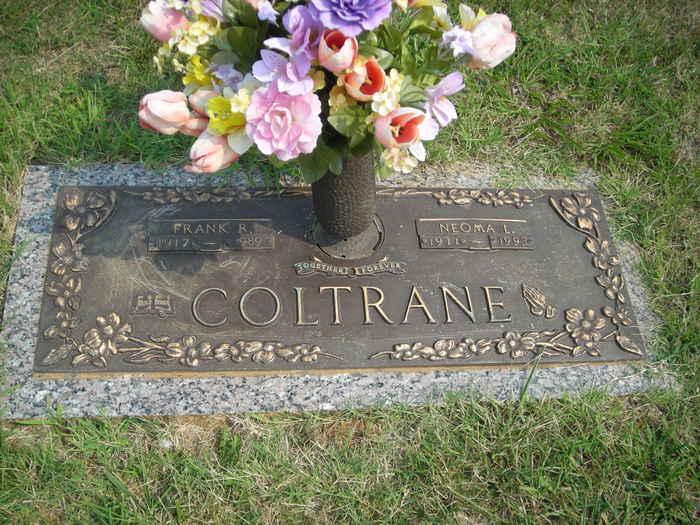 Frank Roosevelt Coltrane