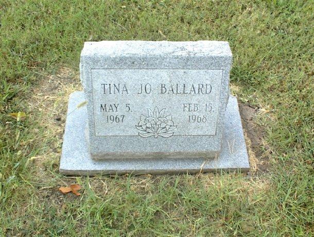 Tina Jo Ballard