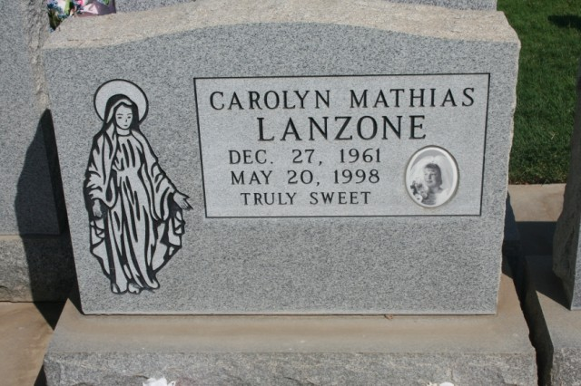 Carolyn E <i>Mathias</i> Lanzone