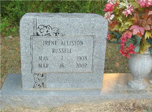 Irene Russell