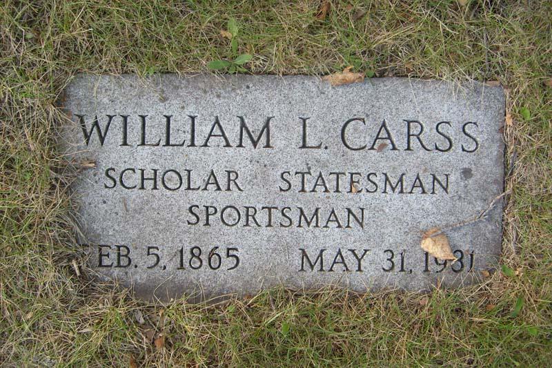 William Leighton Carss