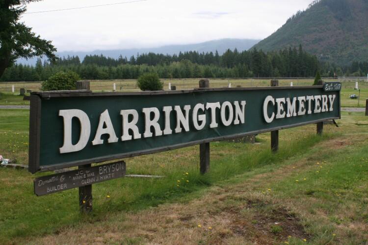 Darrington Cemetery