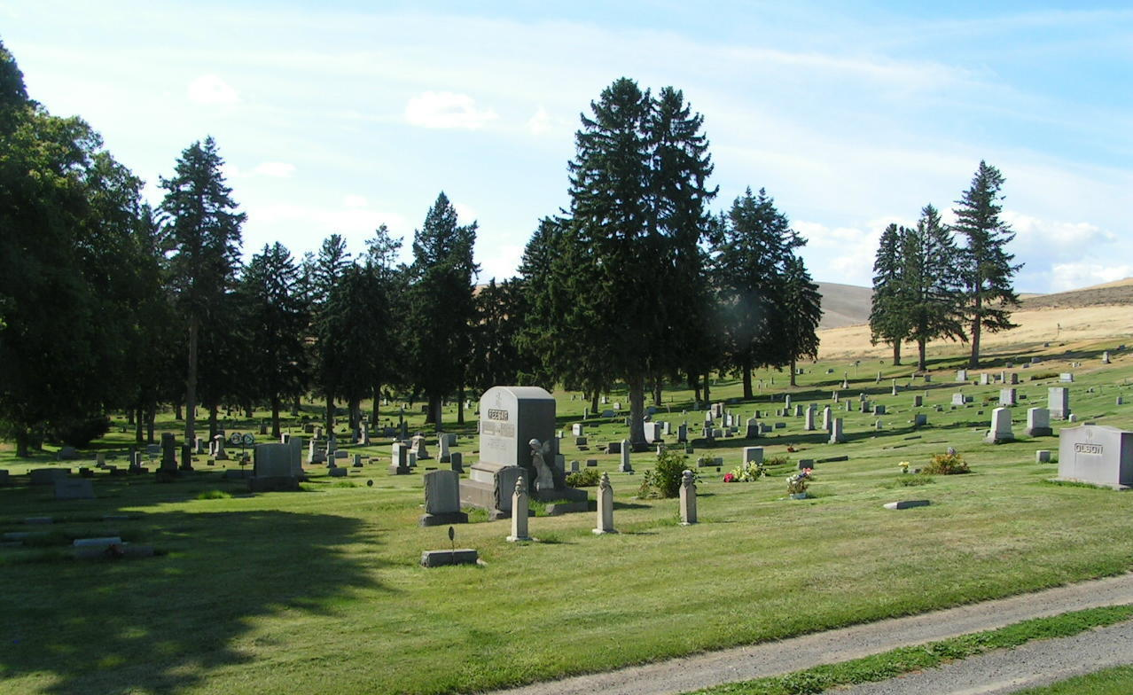 Pomeroy City Cemetery in Pomeroy, Washington - Find A Grave Cemetery