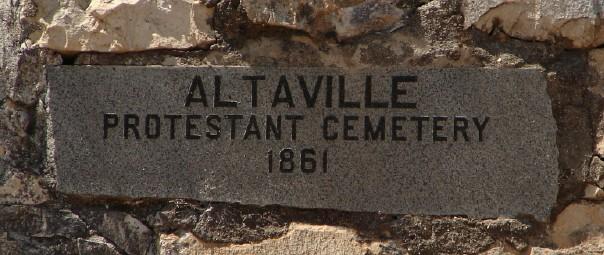 Altaville Protestant Cemetery
