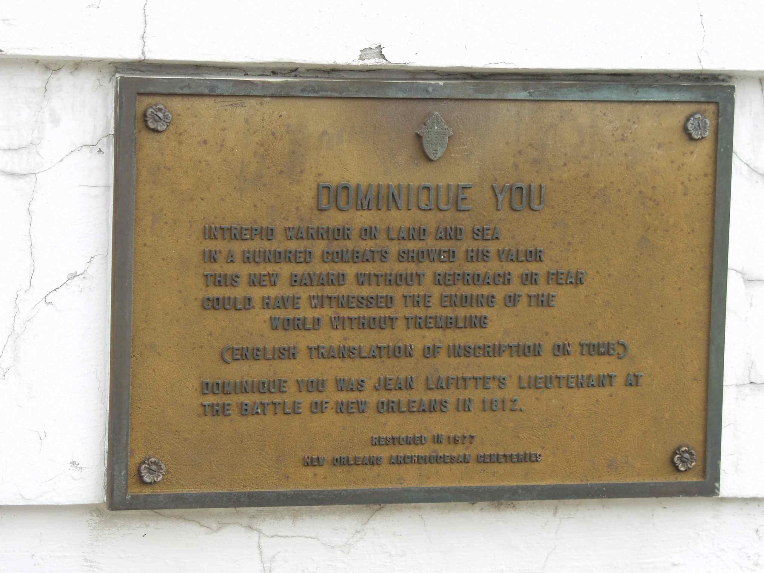 Dominique You