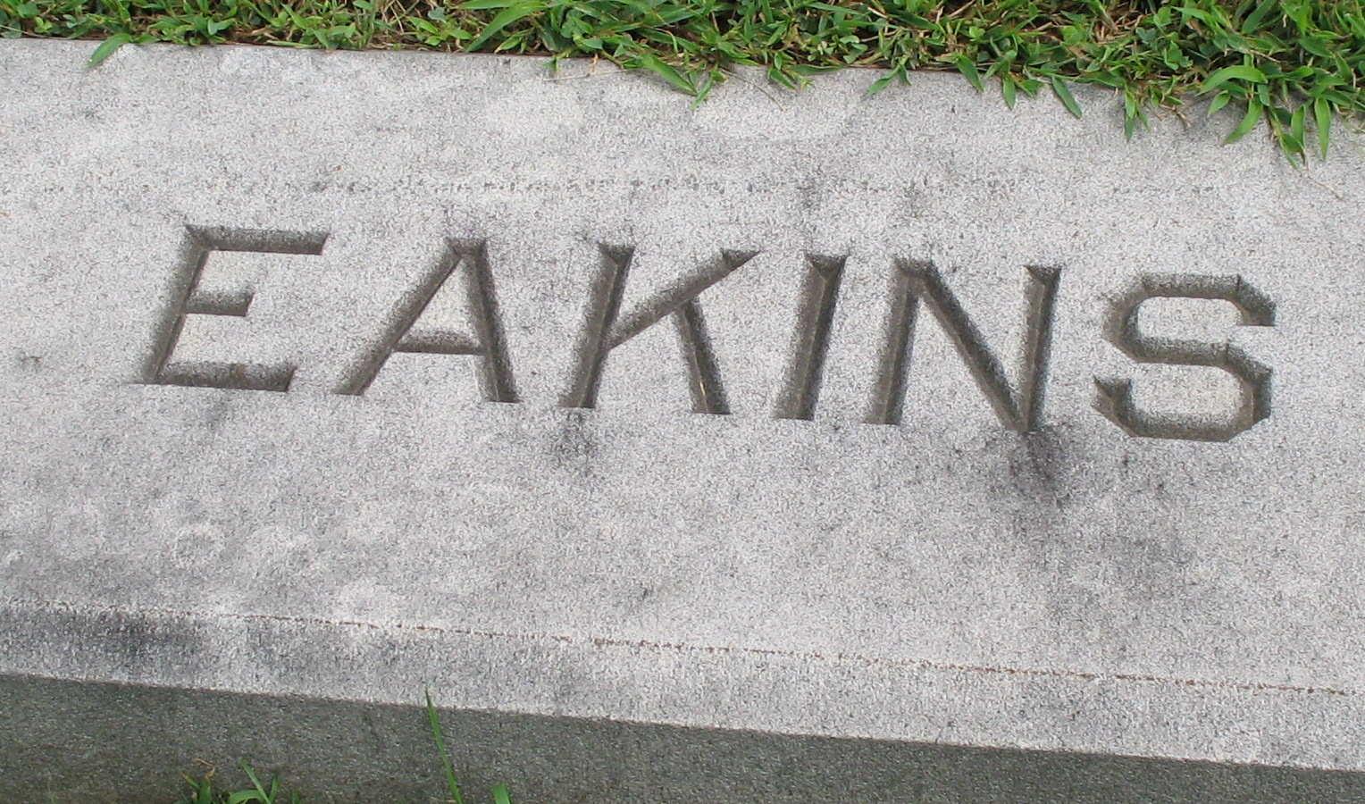 John Eakins