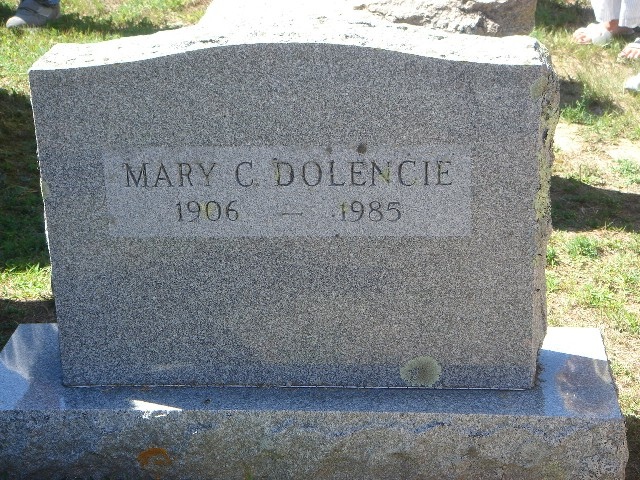 Mary C. Dolencie