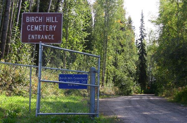 Birch Hill Cemetery