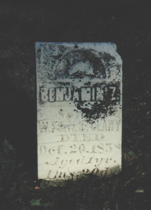 Benjamin Z. Clary