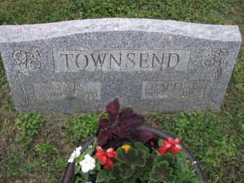 Mabel L. <i>Strome</i> Townsend