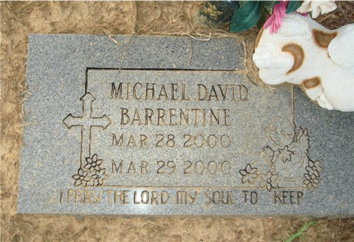 Michael David Barrentine