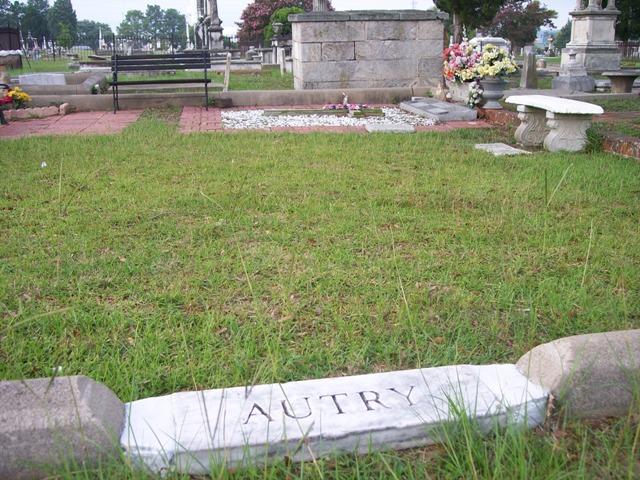 Lottie Dolores <i>Hill</i> Autry