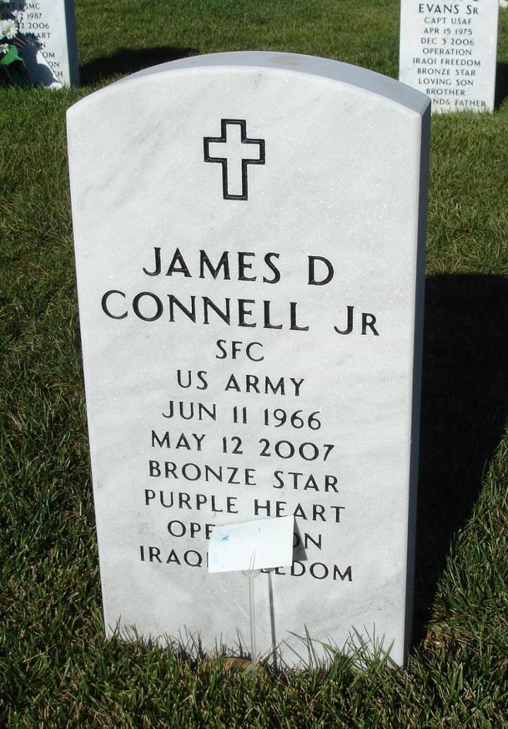 James David Connell, Jr