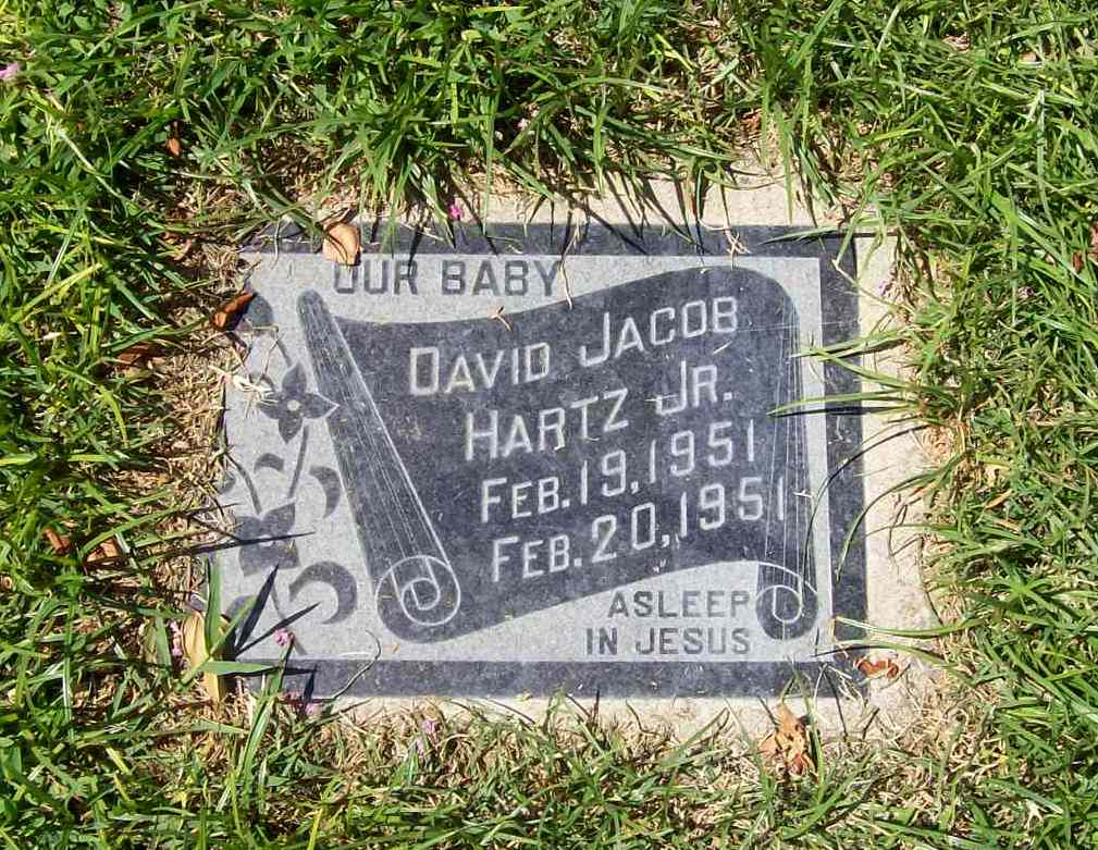 David Jacob Hartz, Jr