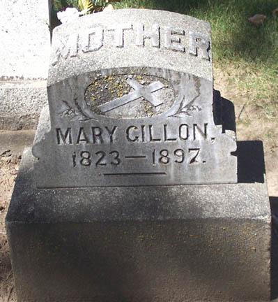Mary Cillon