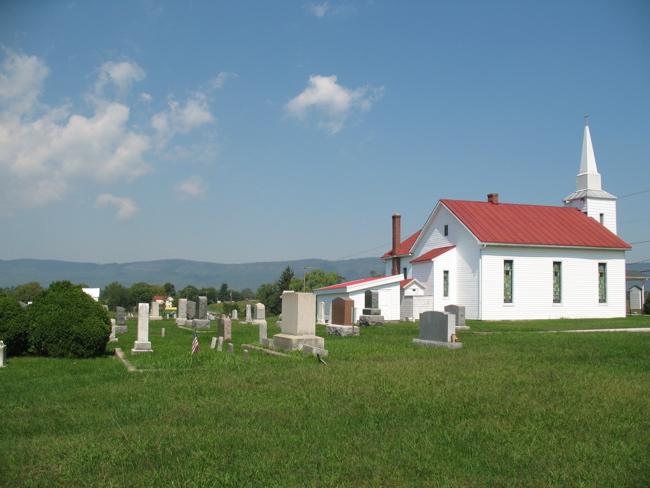 Caprivi Church of God Cemetery