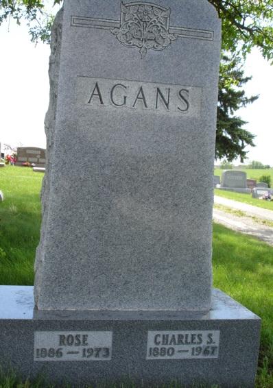 Rose <i>Osgood</i> Agans