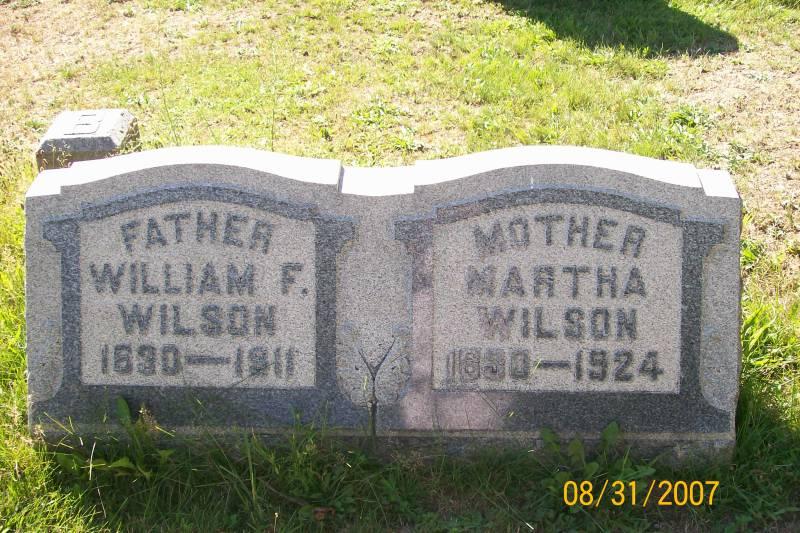 Martha <i>Shannon</i> Wilson