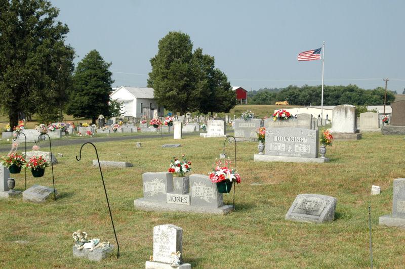 Fountain Run Cemetery