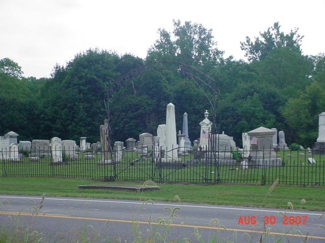 Old North Fairfield Cemetery
