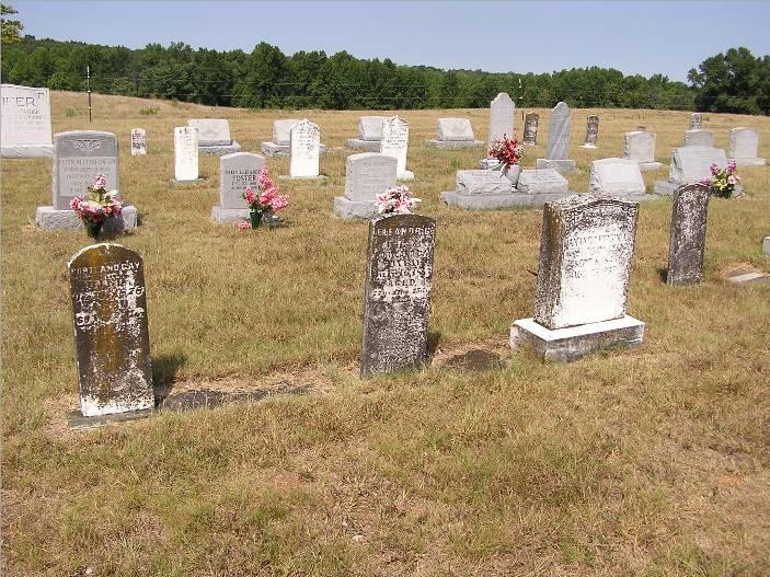 Fifth Creek Presbyterian Cemetery