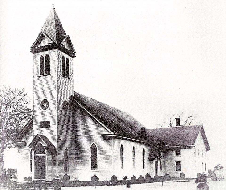 Charity United Methodist Church Cemetery