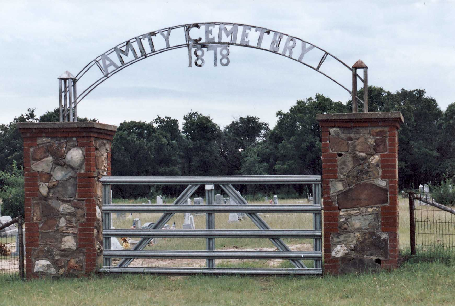 Amity Cemetery in Amity, Texas - Find A Grave Cemetery
