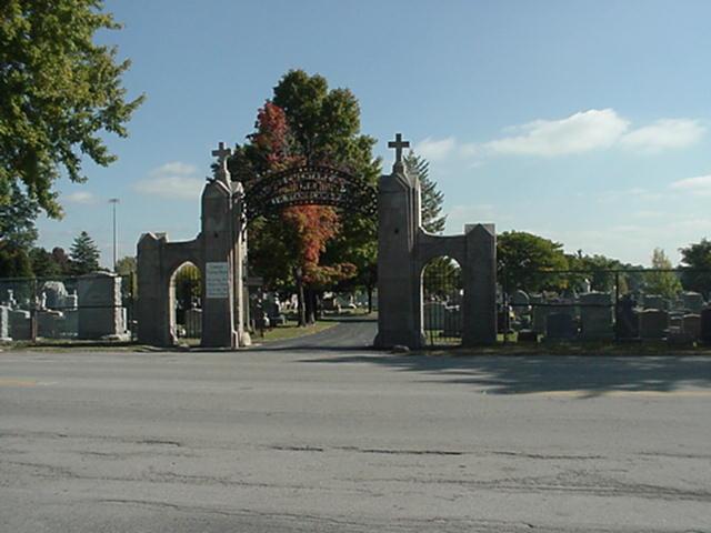 Saint Stanislaus Roman Catholic Cemetery