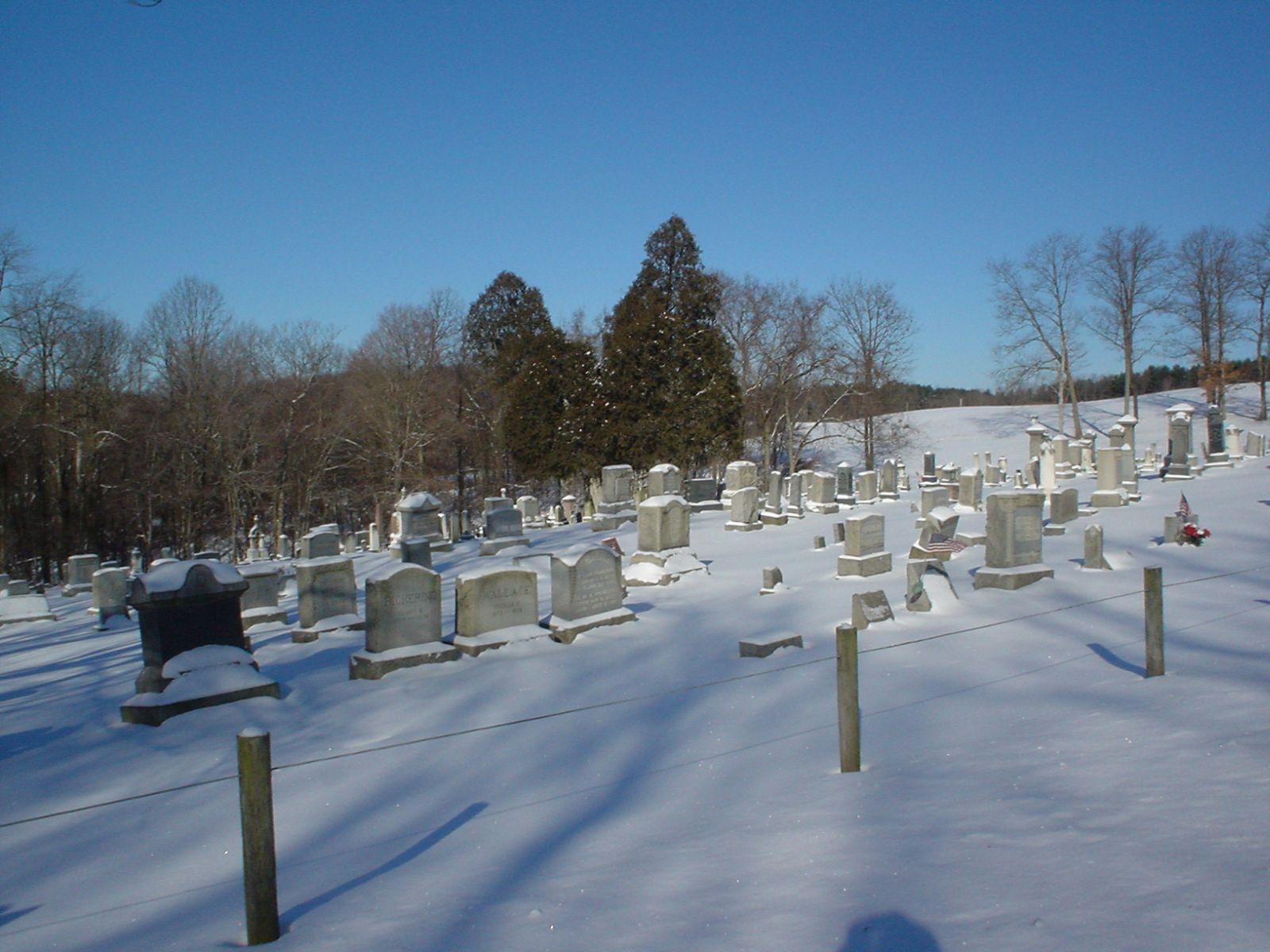 Nottingham Cemetery