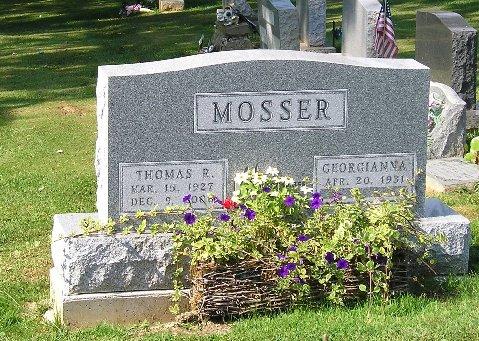 Thomas Richard Mosser