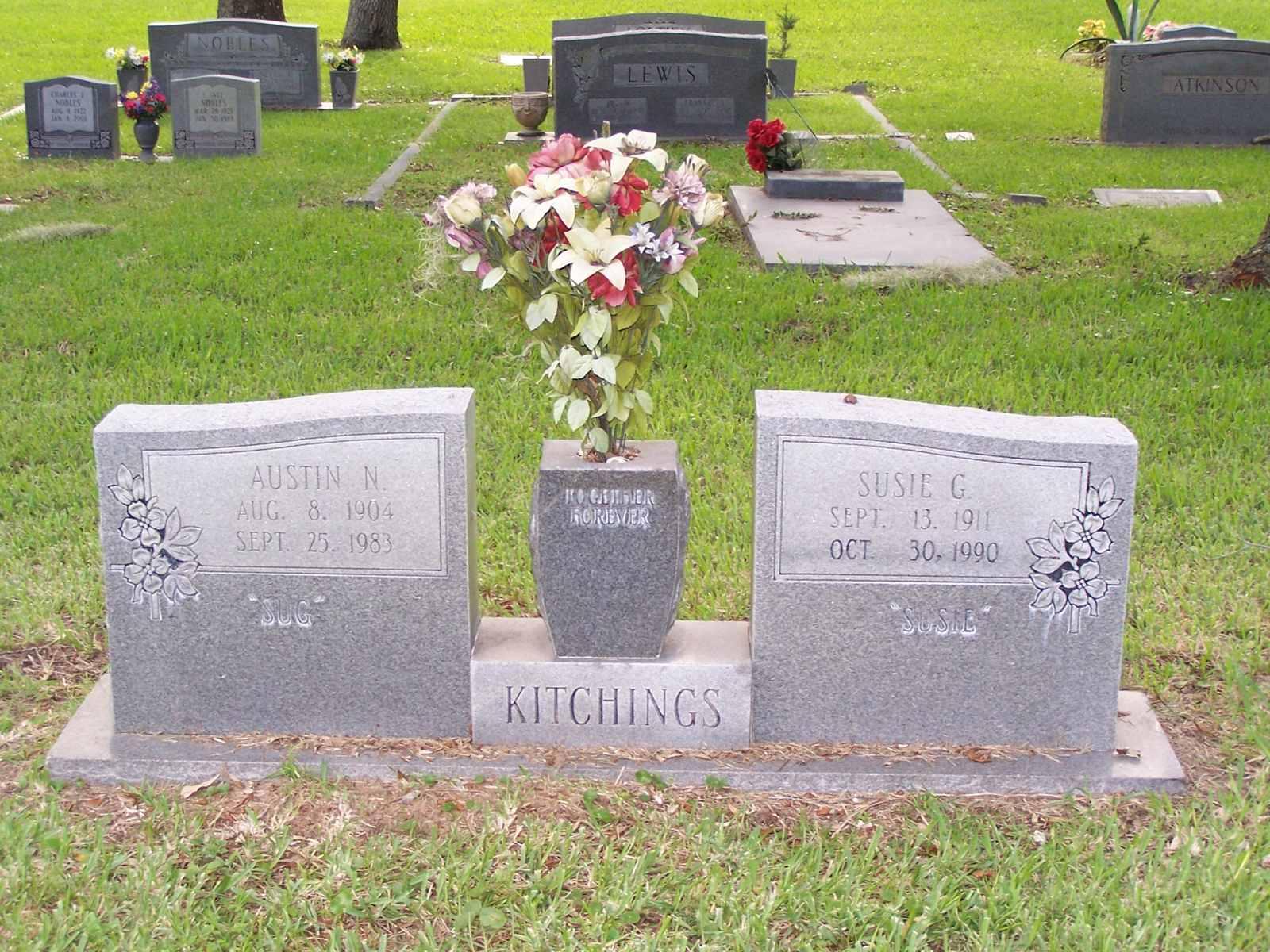 Austin Nathaniel Sug Kitchings