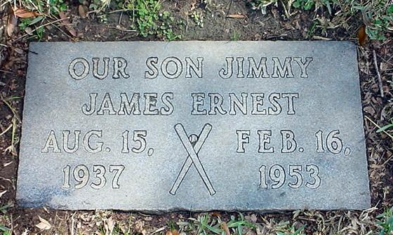 James Ernest Jimmy Anders