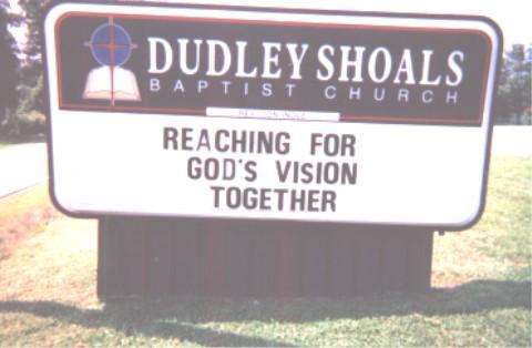 Dudley Shoals Baptist Church Cemetery